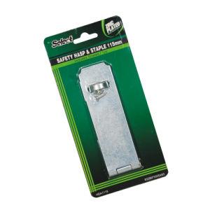 Hasp & Staple Safety for Door Lock Window Door Lock pictures & photos