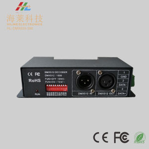 12-48VDC 350mA*3CH Constant Current LED DMX512 Universal Driver pictures & photos
