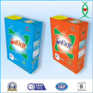 Seaview Brand Washing Detergent Laundry Powder pictures & photos