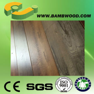 Cheap and Beautiful Waterproof Laminated Flooring pictures & photos