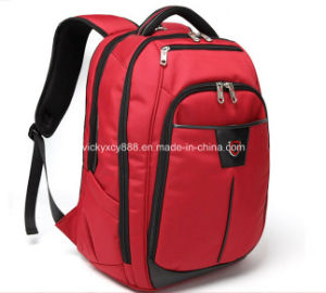 Double Shoulder Leisure School Travel Laptop Backpack Pack Bag (CY9847) pictures & photos