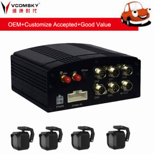 8CH 960h Mobile Transport Security Video Recorder pictures & photos