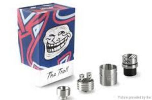 Wotofo The Troll Rda V2 Tank (sepent mini in stock) pictures & photos