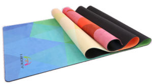 Eco Yoga Mat Foldable Easy Carry pictures & photos