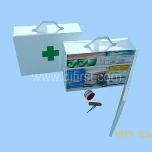 Non-Disposable Industry First Aid Kit (DFFB-026) pictures & photos