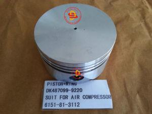 Komatsu Wheel Loader Spare Parts, Piston (DK487099-9220) pictures & photos
