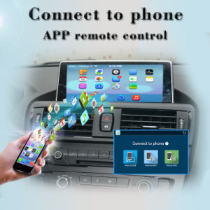 """Carplay Anti-Glare Carplay 8.8""""BMW 1 F20 BMW 2 F22 Navigation GPS Android 7.1 WiFi Connection pictures & photos"""