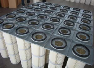 Square Chuck Air Filter Cartridge pictures & photos