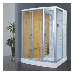 Dry and Wet Sauna Steam for Two Person (803) pictures & photos