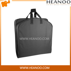 Printing Clothes Suit Cover Custom Folding Garment Suit Bag pictures & photos