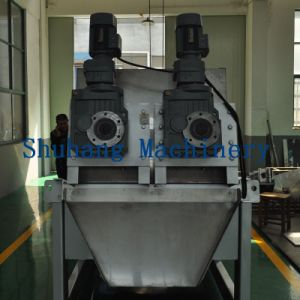 Automatic Sewage Separate Machine for Waste Water Treatment