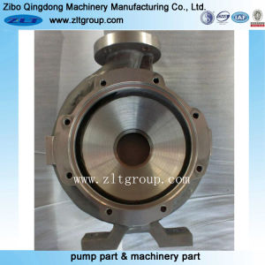 Sand Casting Stainless Steel Water Pump Body pictures & photos