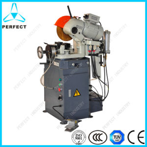 Semi-Automatic Metal Shape Cutting Band Saw Machine pictures & photos