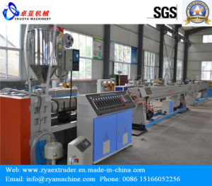 PE-Rt Hot Water Floor Heating Pipe Production Line pictures & photos