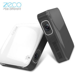 2015 New Launching Mini Projector with Built-in Battery