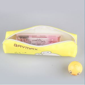 Pupil Pencil Bag Lovely Cartoon Stationery Case pictures & photos
