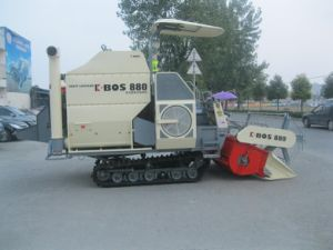 Harvesting Machine for Rice & Wheat Combine Harvester pictures & photos