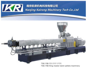 Nanjing Kairong High Quality Recycling Plastic Machine of Twin Screw Extruder pictures & photos