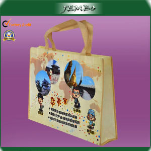 PP Woven Laminated Shopping Bag pictures & photos