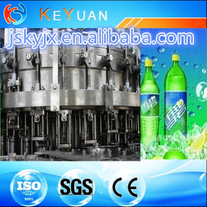 Soft Drink Carbonated Water Filling Machine pictures & photos