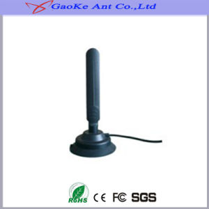 SMA Connector Magnetic DVBT Antenna with Rg174 Cable Active DVB-T Antenna pictures & photos