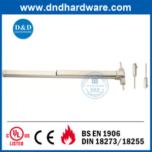 Hardware SS304 Exit Device with Fire Rate Standard (DDPD006) pictures & photos