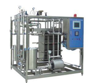 Full Automatic 2000L/H Milk Sterilizing Machine pictures & photos