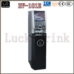 101e Bean to Cup Espresso Coffee Vending Machine for Commercial Use pictures & photos