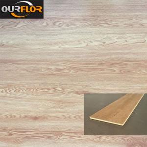New Wood Grain WPC Vinyl Floor Tiles pictures & photos