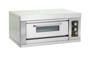One Tray Gas Bakery Pizza Toast Oven/Bread Oven pictures & photos