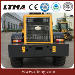 Ltma Small Mini Wheel Loader 2 Ton Front End Loader pictures & photos