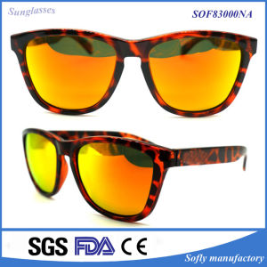 Famous Brand Popular Style Fashion Eyeglasses PC Frame Sunglasses of Polarized Lens UV400 pictures & photos