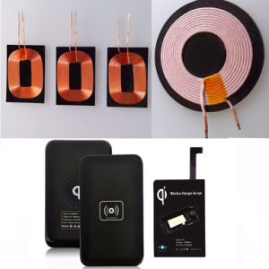 Inductive Charging Inductor Qi Rx Tx Wireless Charger Coil pictures & photos