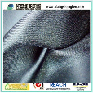 Polyester Satin Fabric for Nightgown Fabric (XSST-1229A) pictures & photos