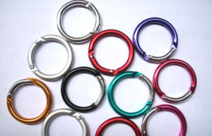 Colourful Round Snap Hook for Bags and Climbing pictures & photos