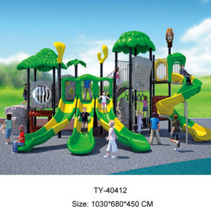 High Quality Newest Design of Outdoor-Indoor Playgrounds Equipments (TY-40412) pictures & photos