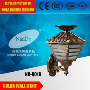 LED Solar Wall Light pictures & photos