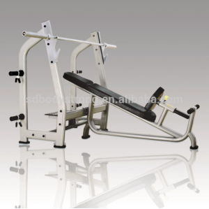 J-025 Incline Bench Free Weight Machine pictures & photos