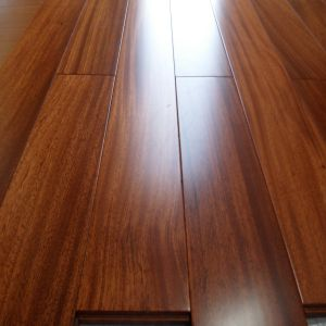 2015 Foshan Factory Good Price Iroko Hardwood Flooring