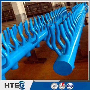 Good Quality Boiler Pressure Parts Economizer Header for Steam Boiler pictures & photos