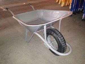 Concrete Wheel Barrow Wb6400 pictures & photos