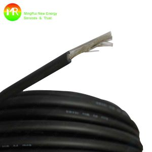 10mm2 Solar Cable Insulation Material pictures & photos