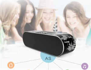 Fashion WiFi Dual-Mode V4.1 3D Surround Bass Bluetooth Professional Speaker pictures & photos