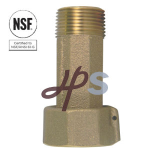 Lead Free Brass or Bronze Forging Straight Meter Coupling/Tailpiece pictures & photos