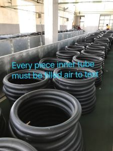 275-17motorcycle Natural Inner Tube /Butly Inner Tube/Inner Tube /Motorcycle Parts pictures & photos
