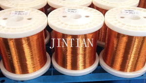 Rewinding Copper Wire of Polyester Series pictures & photos