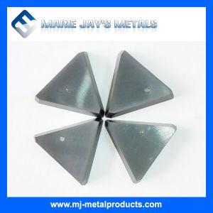Excellent Tungsten Carbide Brazed Inserts pictures & photos