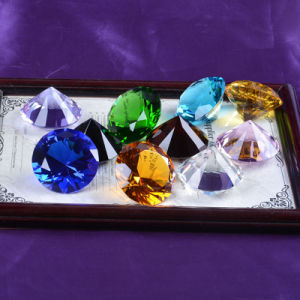 Wedding Favors Return Gifts Glass Crystal Diamond pictures & photos