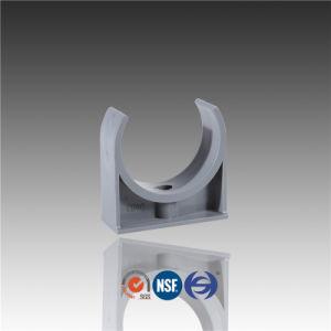 Gray Colour PVC Pipe Clip Pn10 pictures & photos