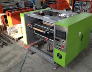 Household Aluminium Foil Rewinder (CE) pictures & photos